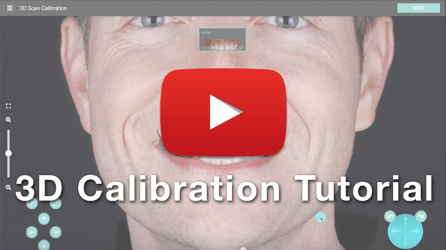 SDP 3D Calibration Tutorial